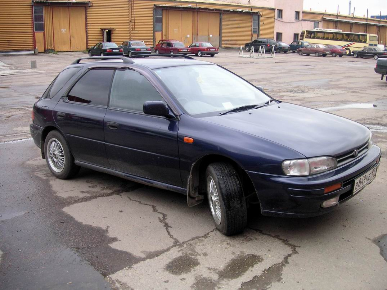 1995 Subaru Impreza Wagon