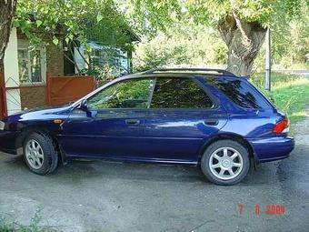 1997 impreza wagon