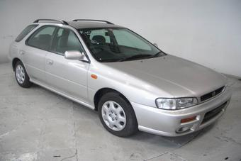 1999 subaru impreza wagon for sale 1500cc gasoline ff automatic for sale. Black Bedroom Furniture Sets. Home Design Ideas