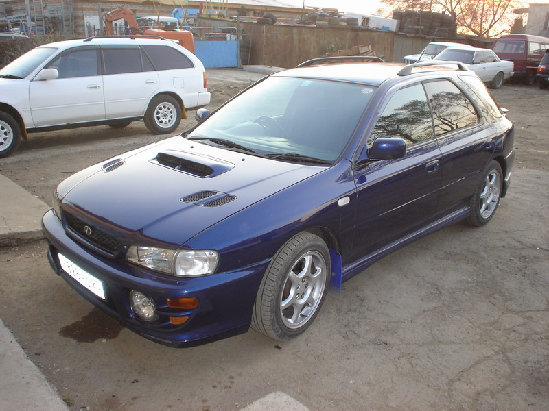 1999 subaru impreza wagon pictures 2000cc gasoline manual for sale. Black Bedroom Furniture Sets. Home Design Ideas