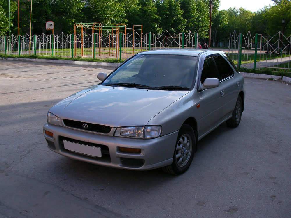 1999 subaru impreza wagon pictures gasoline. Black Bedroom Furniture Sets. Home Design Ideas