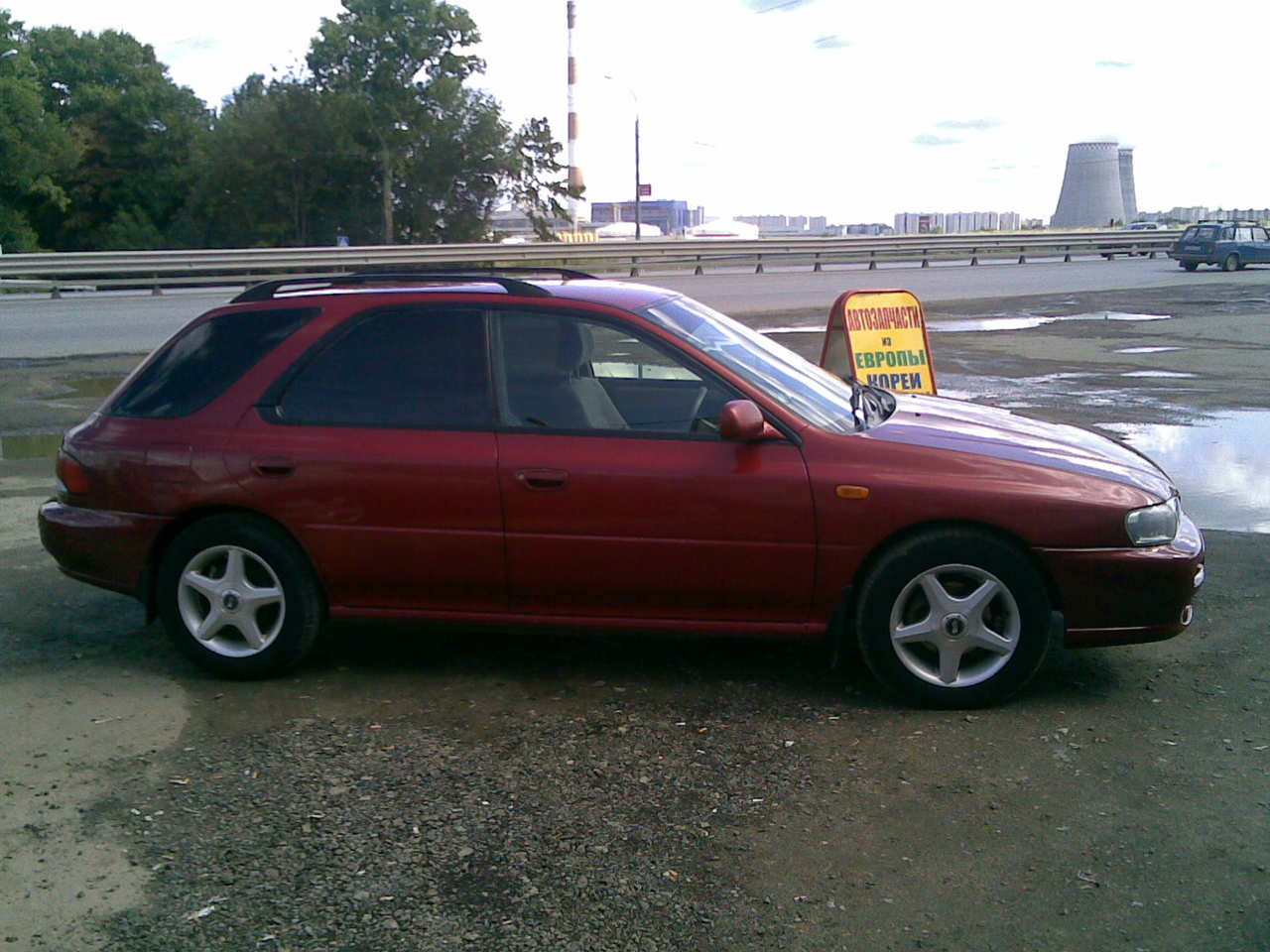 Subaru Outback Oil Type >> Used 1999 Subaru Impreza Wagon Photos, 1500cc., Gasoline ...