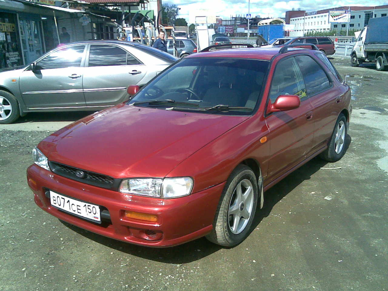 1999 subaru impreza wagon images 1500cc gasoline automatic for sale. Black Bedroom Furniture Sets. Home Design Ideas
