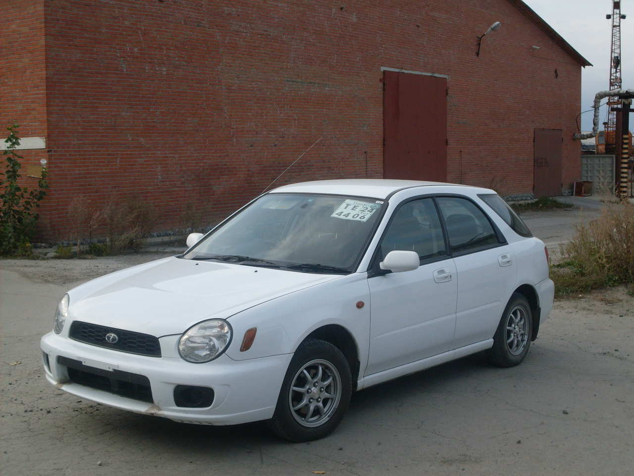 used 2000 subaru impreza wagon photos 1500cc gasoline automatic for sale. Black Bedroom Furniture Sets. Home Design Ideas