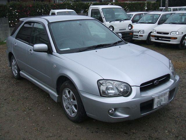 used 2002 subaru impreza wagon photos 1493cc gasoline automatic for sale. Black Bedroom Furniture Sets. Home Design Ideas