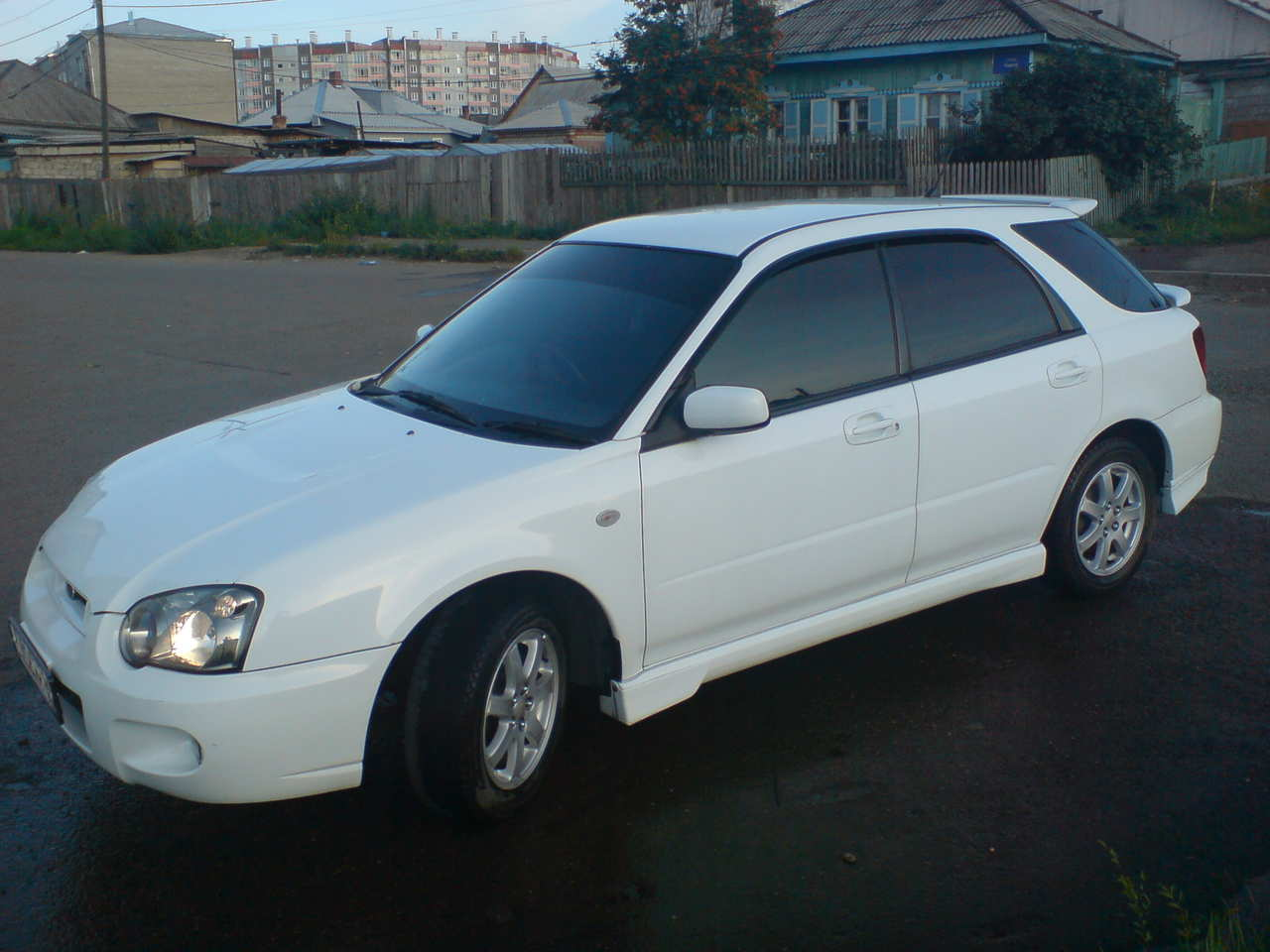 used 2003 subaru impreza wagon photos 1500cc gasoline manual for sale. Black Bedroom Furniture Sets. Home Design Ideas