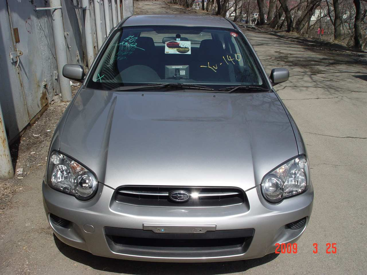 2004 subaru impreza wagon for sale 1500cc gasoline automatic for sale. Black Bedroom Furniture Sets. Home Design Ideas
