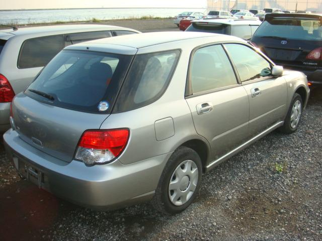 used 2004 subaru impreza wagon photos 1500cc gasoline automatic for sale. Black Bedroom Furniture Sets. Home Design Ideas