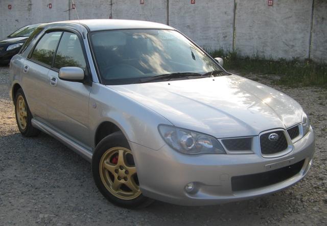 2006 subaru impreza wagon pictures 1600cc gasoline automatic for sale. Black Bedroom Furniture Sets. Home Design Ideas