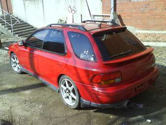1995 Subaru Impreza WRX For Sale
