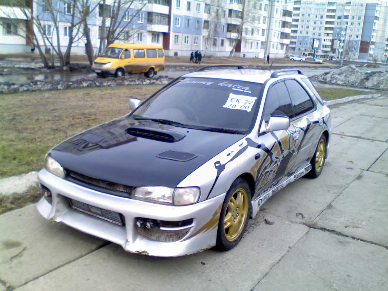 used 1999 subaru impreza wrx photos 2000cc gasoline. Black Bedroom Furniture Sets. Home Design Ideas