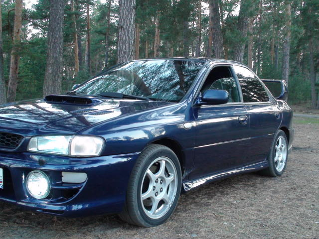 1999 subaru impreza wrx pictures 2000cc gasoline. Black Bedroom Furniture Sets. Home Design Ideas