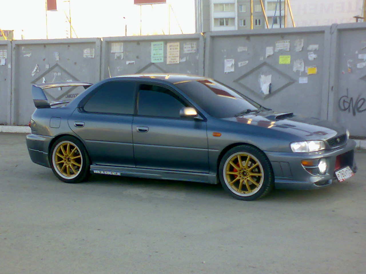 1999 subaru impreza wrx for sale 2 0 automatic for sale. Black Bedroom Furniture Sets. Home Design Ideas