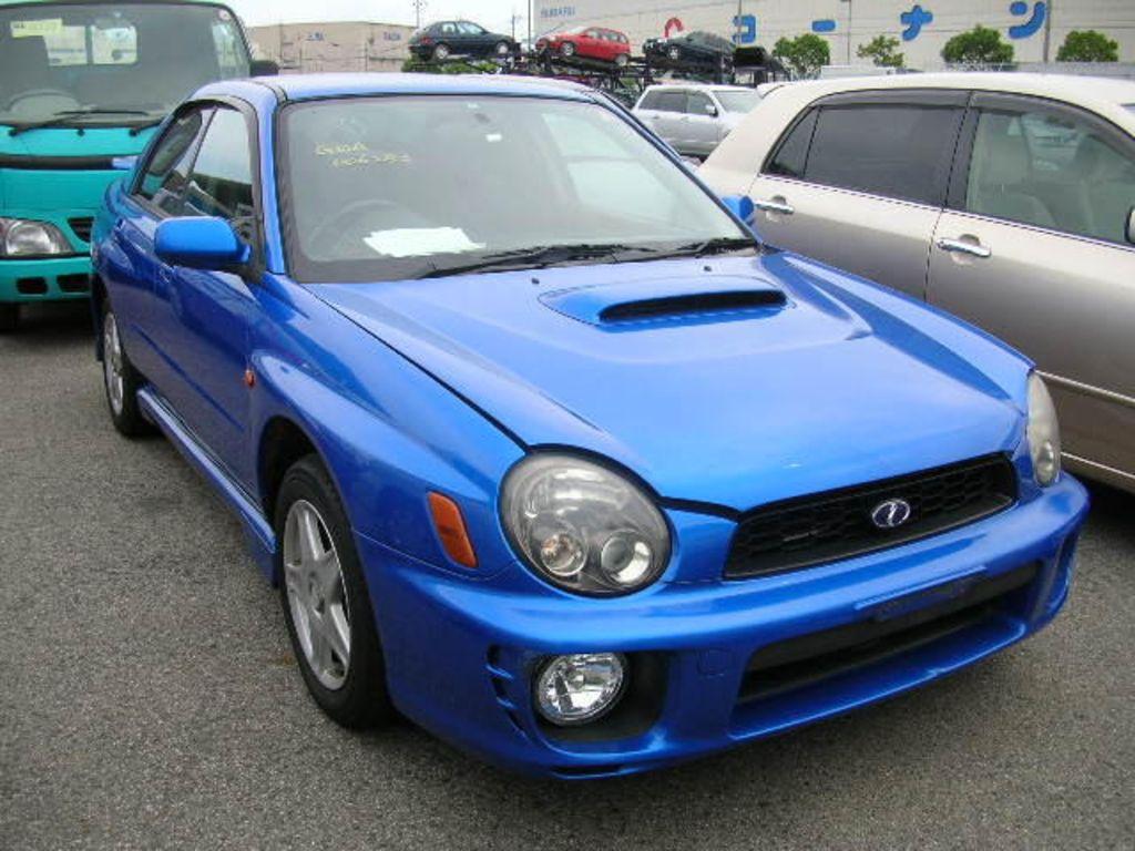 Subaru Impreza Used Car Upcomingcarshq Com