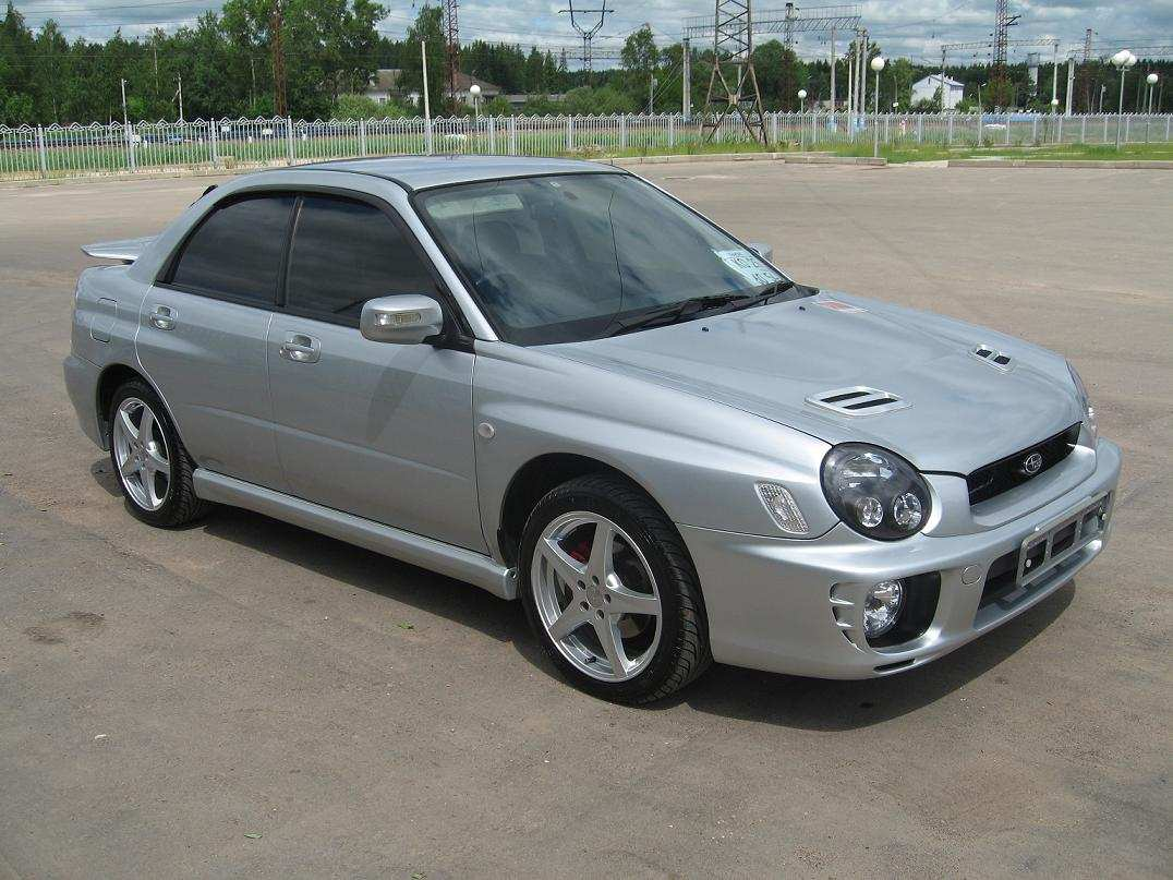 2002 subaru impreza wrx for sale 2000cc gasoline. Black Bedroom Furniture Sets. Home Design Ideas
