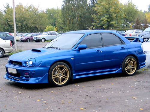 2002 subaru impreza wrx wallpapers gasoline. Black Bedroom Furniture Sets. Home Design Ideas