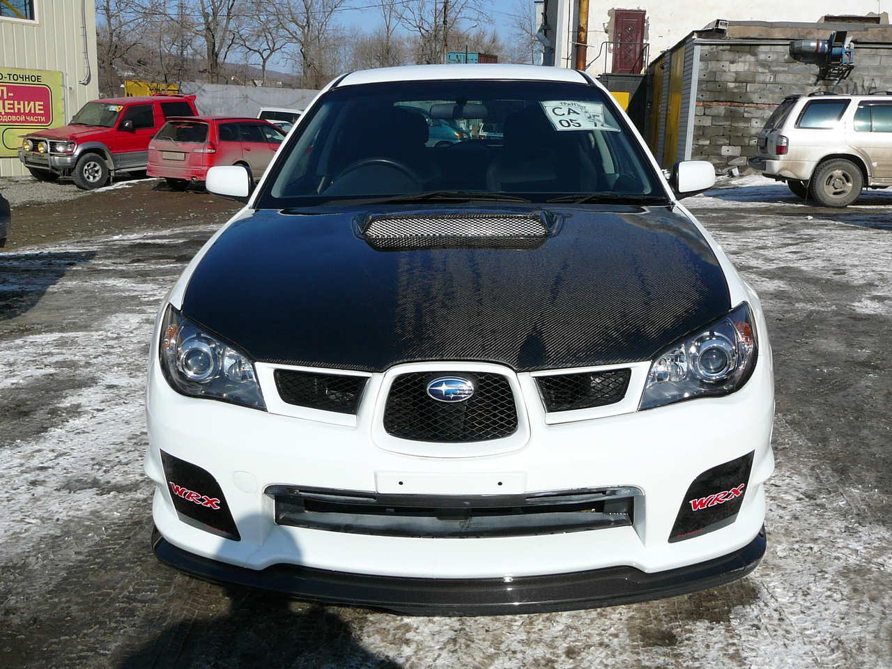 2004 subaru impreza wrx pics 2 0 gasoline automatic for sale. Black Bedroom Furniture Sets. Home Design Ideas