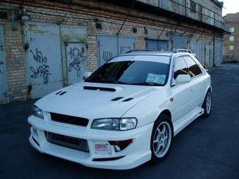 1998 Subaru Impreza WRX STI Pics