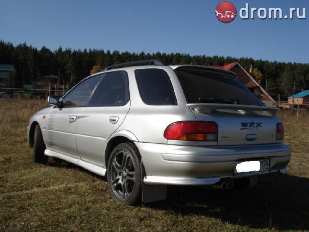 1998 subaru impreza wrx sti for sale. Black Bedroom Furniture Sets. Home Design Ideas