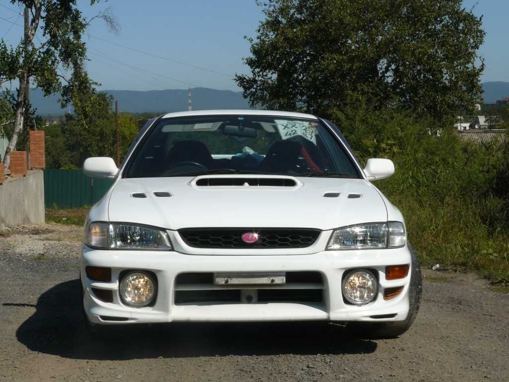 1999 subaru impreza wrx sti for sale. Black Bedroom Furniture Sets. Home Design Ideas