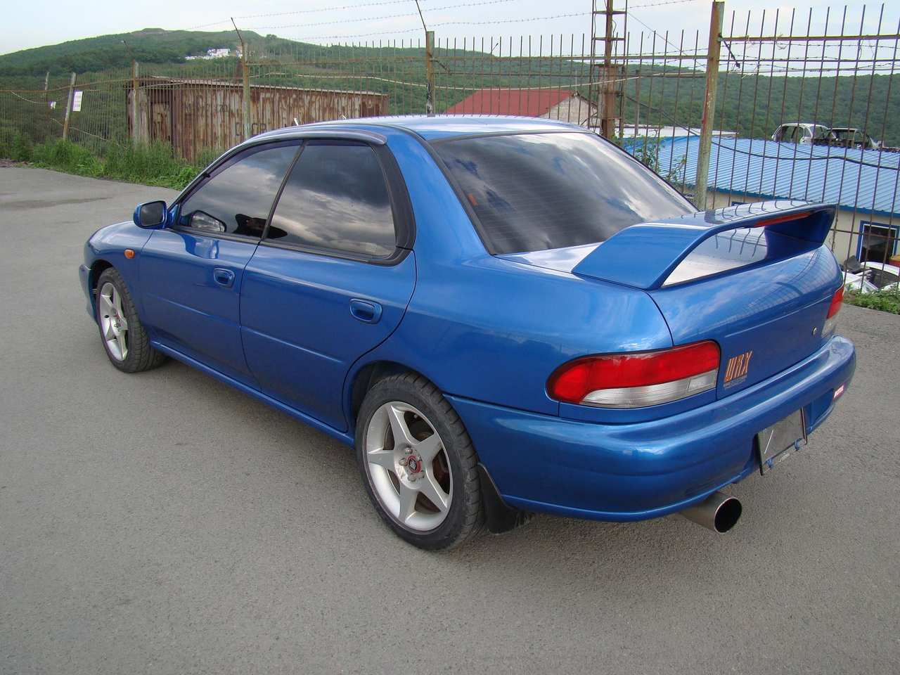 1999 subaru impreza wrx sti pictures gasoline. Black Bedroom Furniture Sets. Home Design Ideas