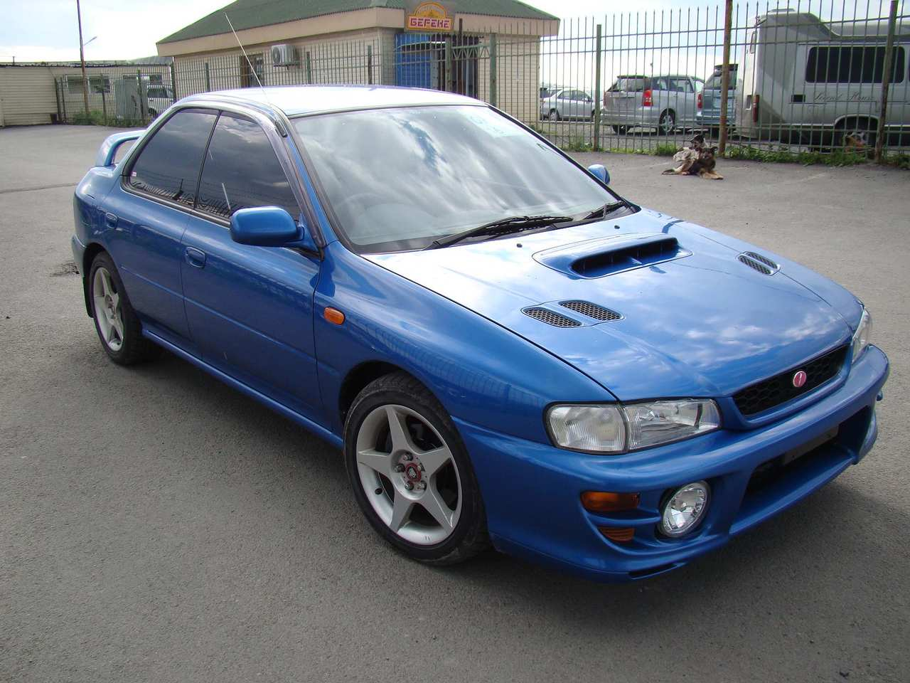 1999 subaru impreza wrx sti pictures 2000cc gasoline. Black Bedroom Furniture Sets. Home Design Ideas