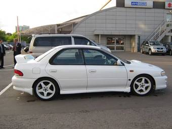 1999 subaru impreza wrx sti pics 2 0 gasoline manual. Black Bedroom Furniture Sets. Home Design Ideas