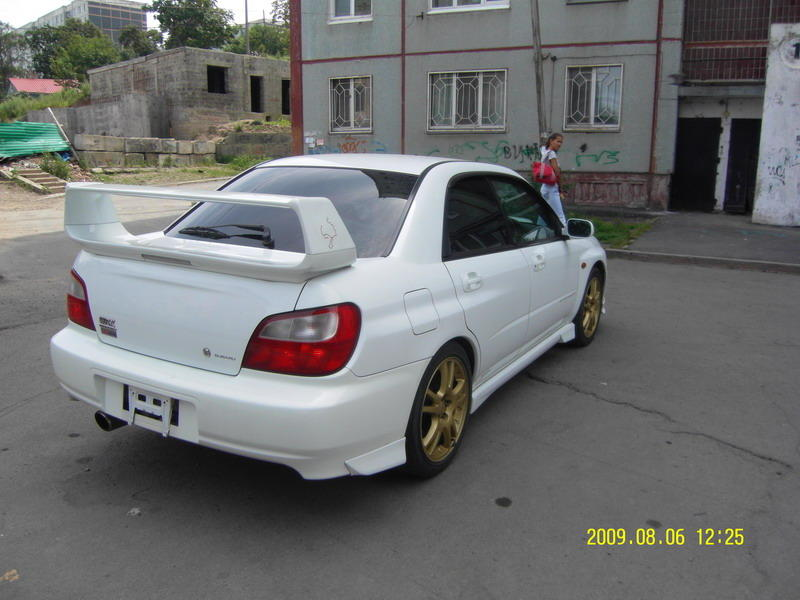 2000 Subaru Impreza WRX STI Photos 20 Gasoline Manual For Sale