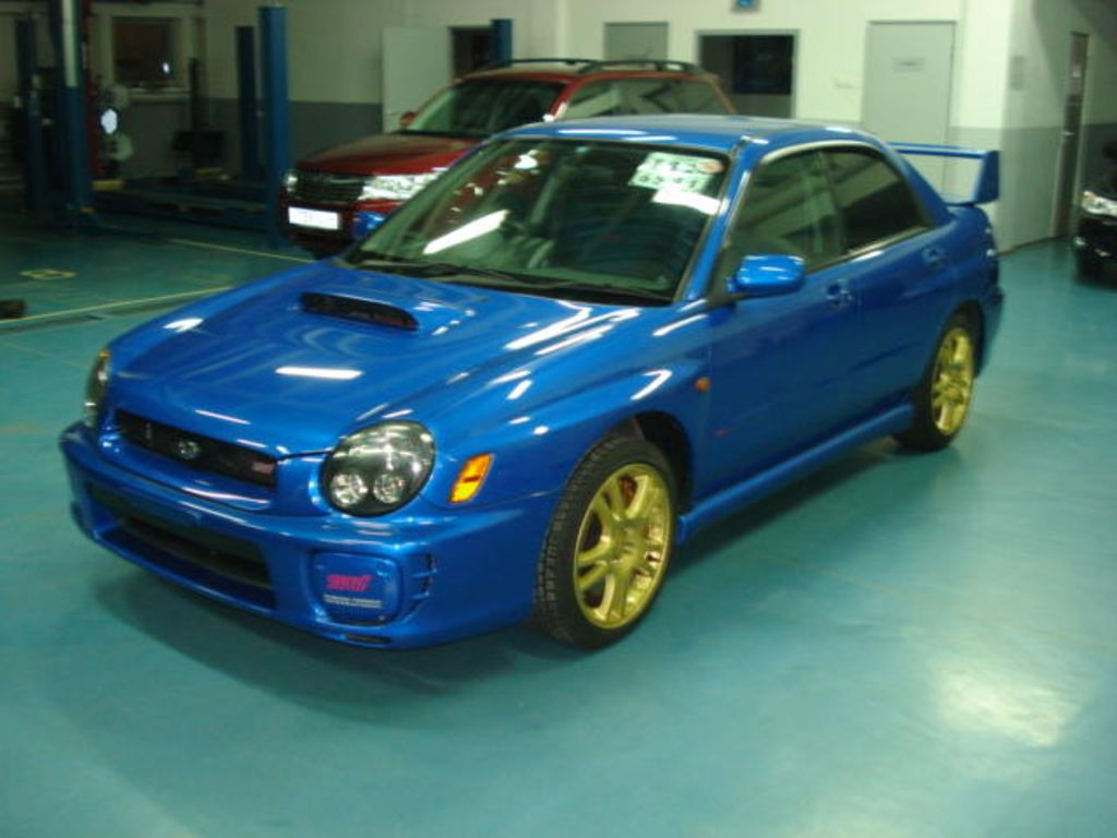2002 subaru impreza wrx sti images. Black Bedroom Furniture Sets. Home Design Ideas