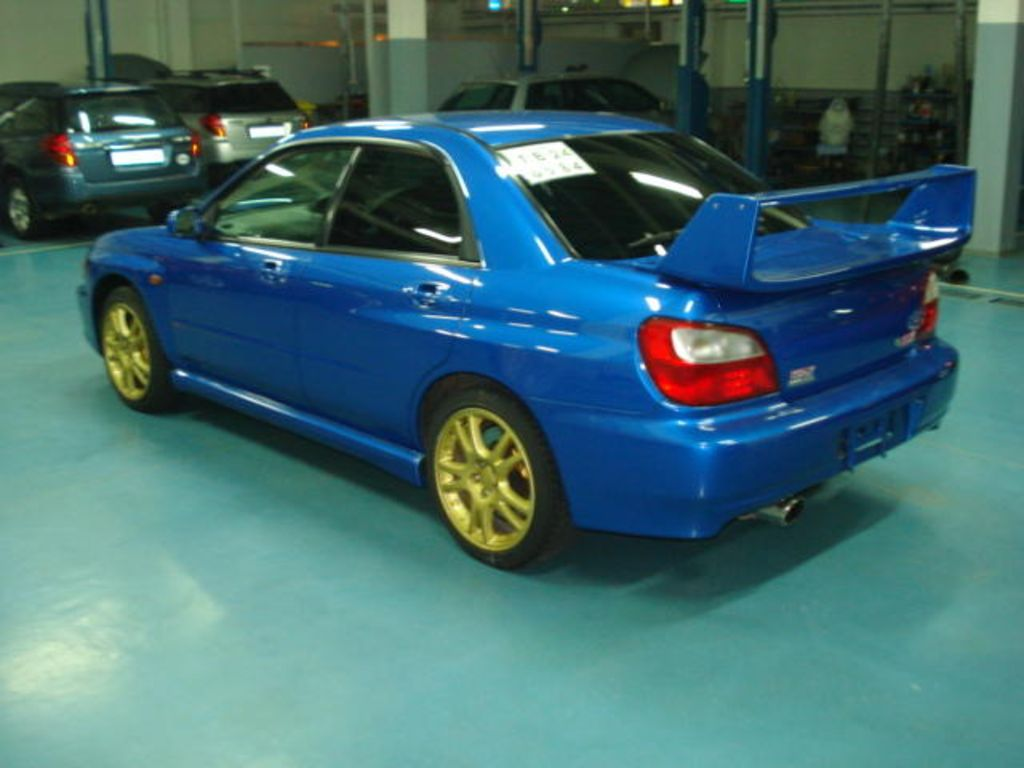 2002 subaru impreza wrx sti pictures. Black Bedroom Furniture Sets. Home Design Ideas