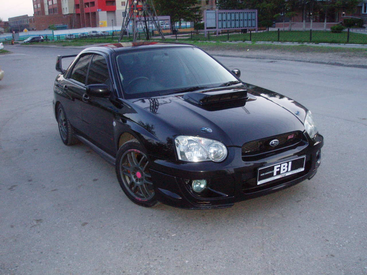 2002 Subaru Impreza WRX STi related infomation,specifications ...