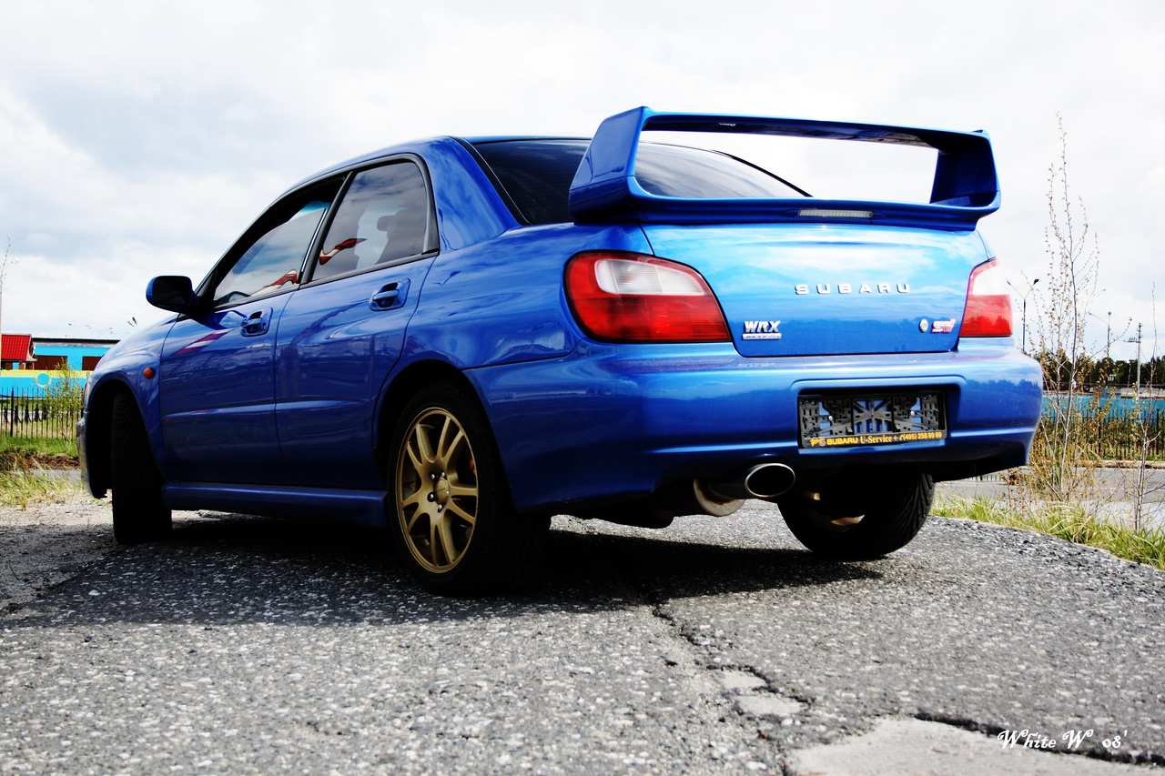 2002 subaru impreza wrx sti photos 2 5 gasoline manual. Black Bedroom Furniture Sets. Home Design Ideas