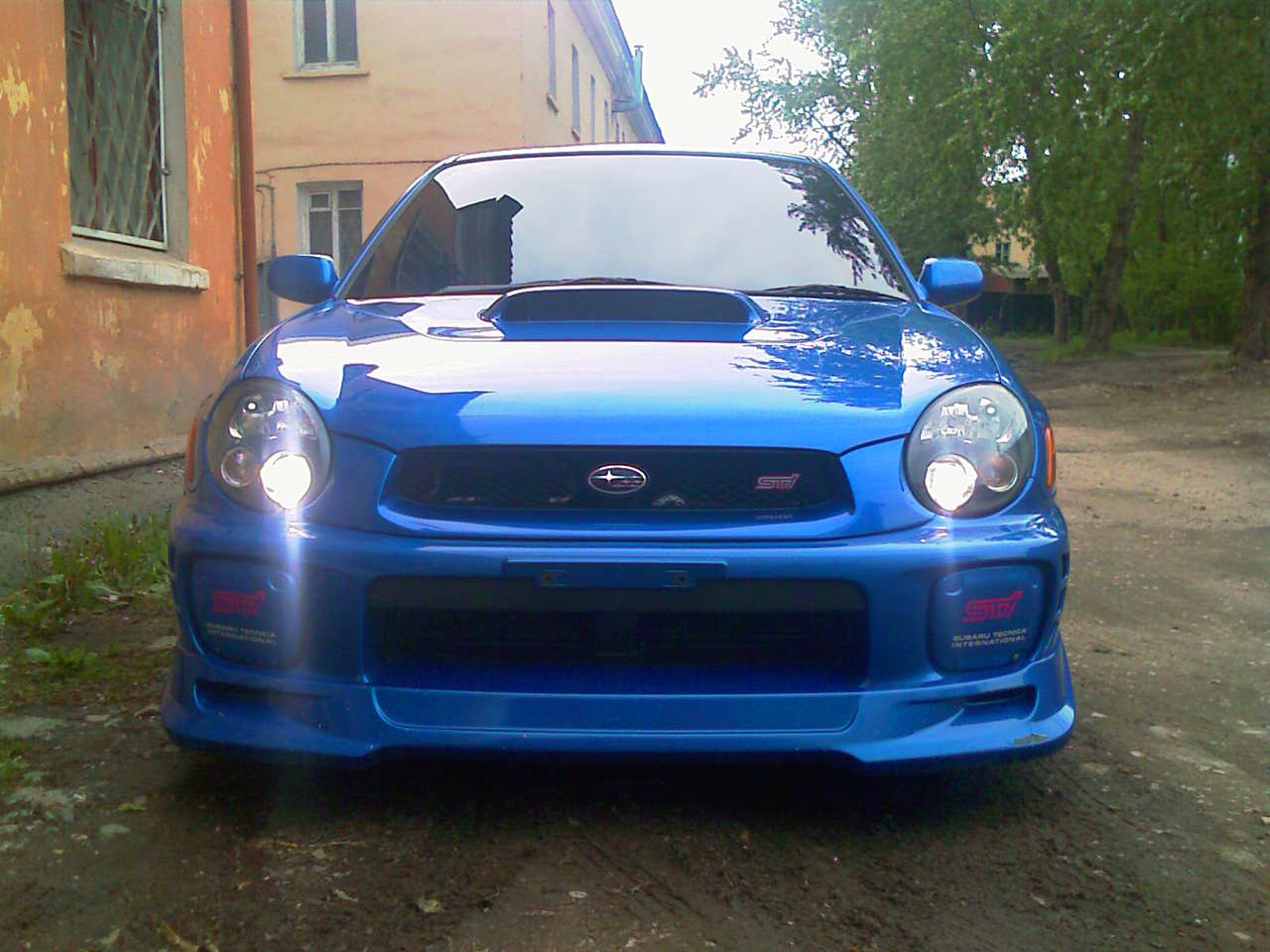 2002 subaru impreza wrx sti photos gasoline manual for sale. Black Bedroom Furniture Sets. Home Design Ideas