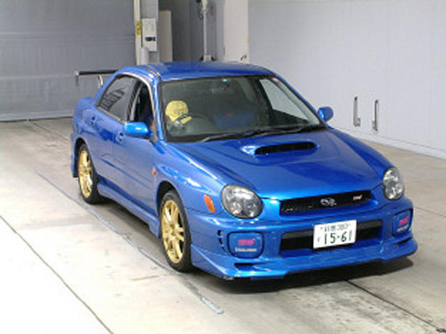 2002 Subaru Impreza WRX STI For Sale, Gasoline, Manual For Sale
