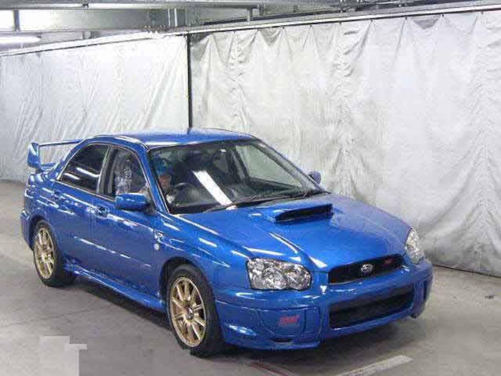 2003 subaru impreza wrx sti wallpapers. Black Bedroom Furniture Sets. Home Design Ideas