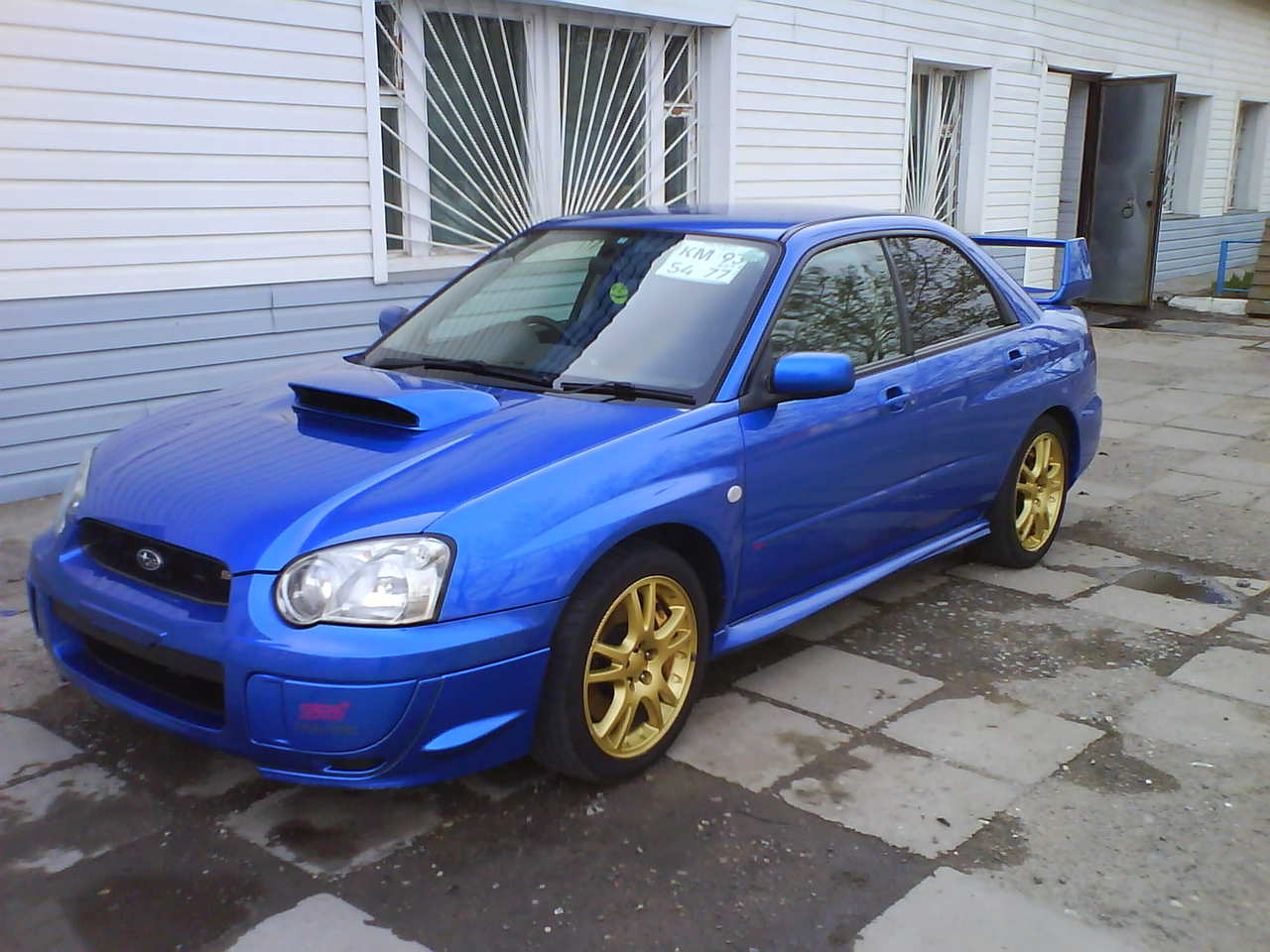 used 2003 subaru impreza wrx sti photos 2000cc gasoline manual for sale. Black Bedroom Furniture Sets. Home Design Ideas