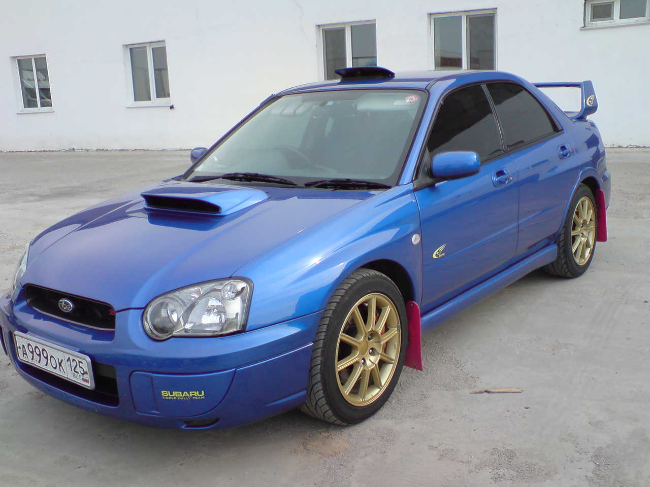 2004 subaru impreza wrx sti pictures gasoline. Black Bedroom Furniture Sets. Home Design Ideas