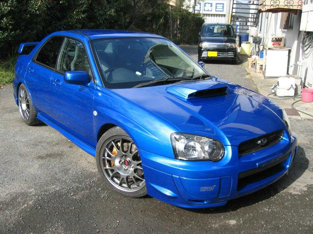 2005 subaru impreza wrx sti pics 2 0 gasoline manual for sale. Black Bedroom Furniture Sets. Home Design Ideas
