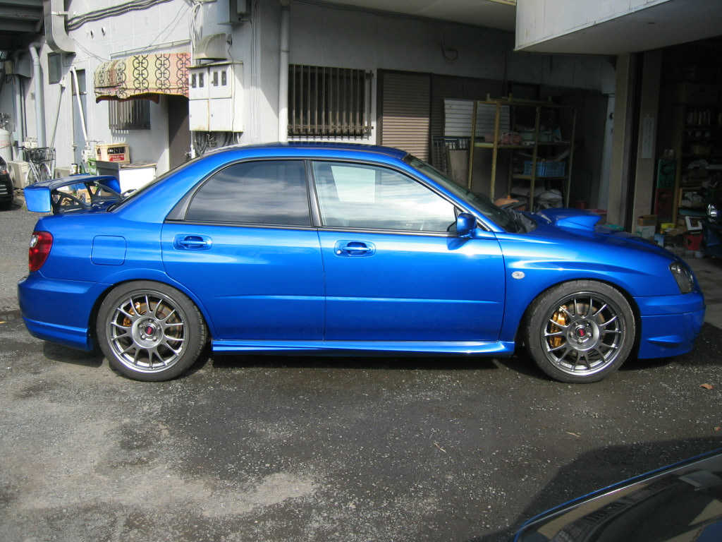 2005 subaru impreza wrx sti pictures, 2.0l., gasoline, manual for