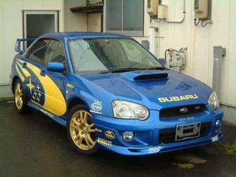 2005 subaru impreza wrx sti for sale 2000cc gasoline manual for sale. Black Bedroom Furniture Sets. Home Design Ideas