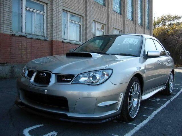 2006 Subaru Impreza Wrx Sti Wallpapers