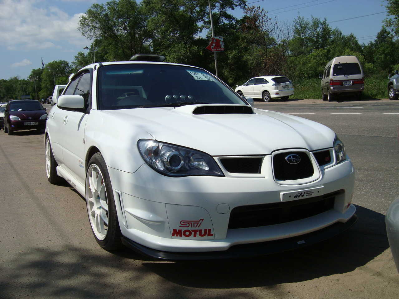 2006 subaru impreza wrx sti pictures 2000cc gasoline automatic for sale. Black Bedroom Furniture Sets. Home Design Ideas