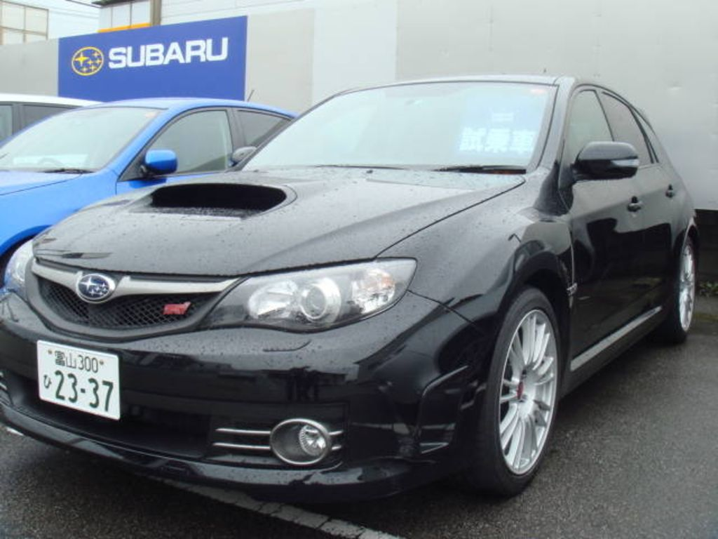 used 2008 subaru impreza wrx sti photos. Black Bedroom Furniture Sets. Home Design Ideas