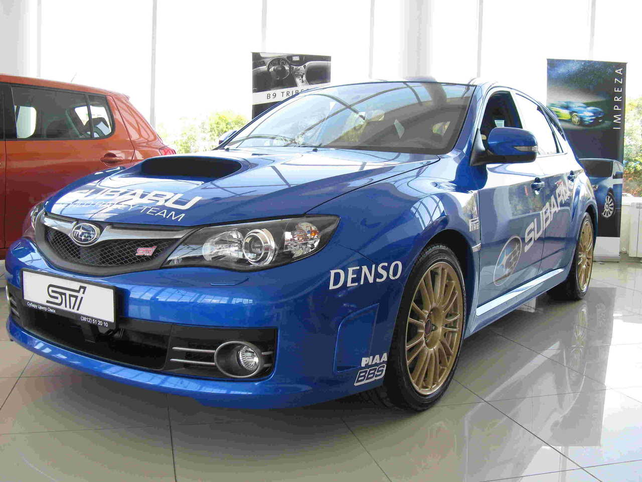 2008 subaru impreza wrx sti for sale 2 5 gasoline. Black Bedroom Furniture Sets. Home Design Ideas