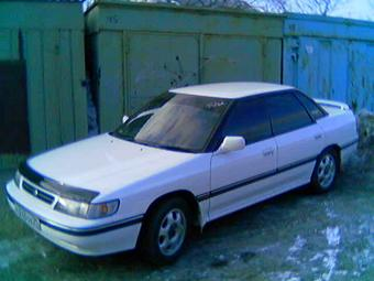 1992 Subaru Legacy Pictures, 1.8l., Gasoline, Manual For Sale