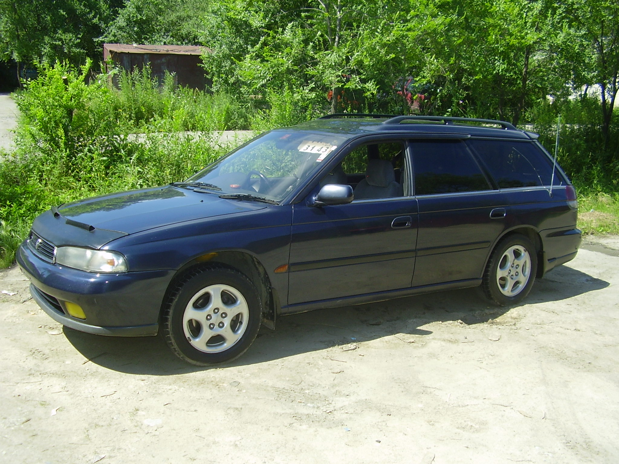 1995 subaru legacy pictures  2200cc   gasoline  automatic