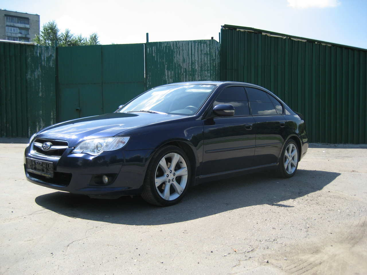 used 2007 subaru legacy photos 2000cc gasoline automatic for sale. Black Bedroom Furniture Sets. Home Design Ideas