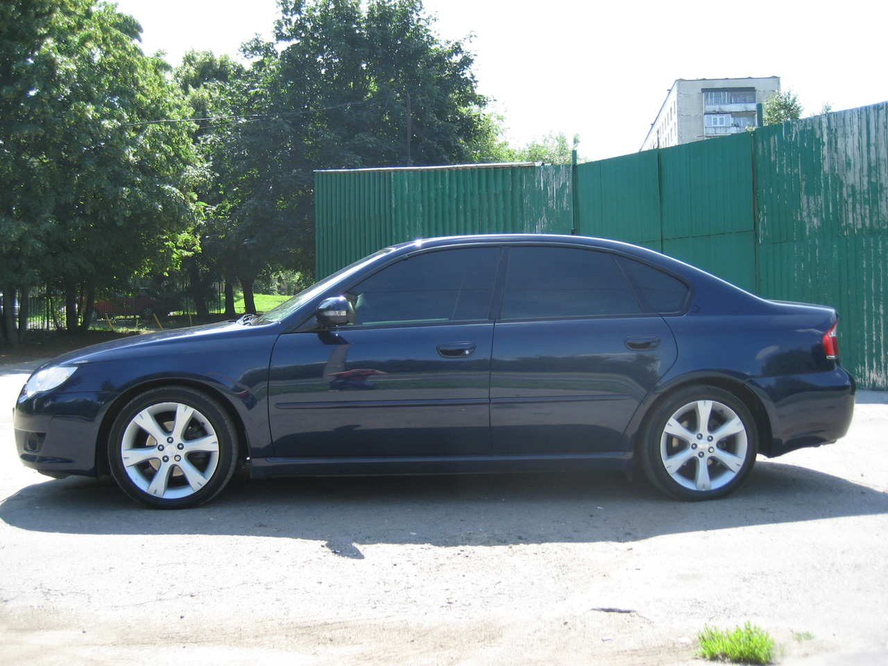2007 Subaru Legacy Photos  2 0  Gasoline  Automatic For Sale