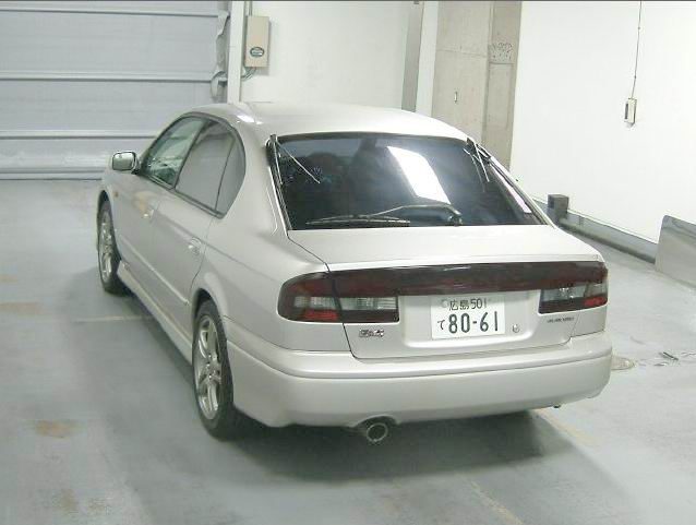 Subaru Legacy B A B on Subaru Boxer Engine Oil Problems