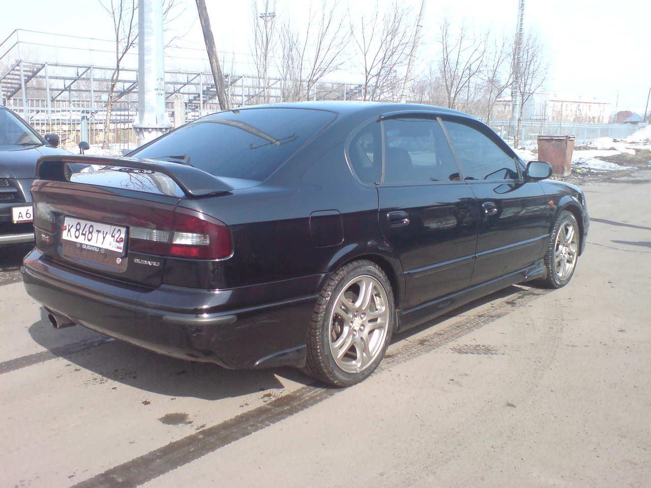 2000 Subaru Legacy B4 Photos, 2.0, Gasoline, Automatic For ...